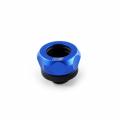 Фото Набор фитингов под жесткие трубки от ICE ,8 шт. 10x14mm, синий