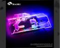 Фото Водоблок от Bykski для видеокарты Colorful iGame RTX2060 Vulcan X OC V2 (12V 4Pin AURA)