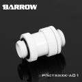 Фото Прямой адаптер с регулируемой высотой 22-31mm Barrow (TSSXK-A01)  белый