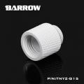 Фото Прямой адаптер 15мм G1/4 Barrow (TNYZ-G15) белый