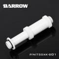 Фото Адаптер прямой Barrow G1/4 поворотный (TSSXK-B01) 41-69mm, белый