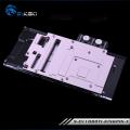 Фото Водоблок от Bykski для видеокарты EVGA GTX1080Ti KINGPIN с подсветкой (5v 3Pin RGB Led)