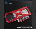 Фото Водоблок от Bykski для видеокарт Colorful  iGame GTX1080Ti Vulacn X OC с подсветкой RBW(5V 3Pin)
