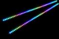 Фото Светодиодная лента Alphacool Aurora Rigid Digital RGB  (ширина 2,5 мм) 2шт - 40см