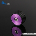 Фото Автоматический клапан сброса давления Bykski B-EXV-XCD, фиолетовый