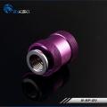 Фото Обратный сливной клапан воды Bykski B-HP-DV - фиолетовый