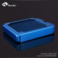 Фото Медный радиатор водяного охлаждения от Bykski B-RD120-TN, 120 мм, синий