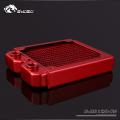 Фото Медный радиатор водяного охлаждения от Bykski B-RD120-TN, 120 мм, красный