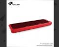 Фото Медный радиатор водяного охлаждения от Bykski B-RD360-TN, красный