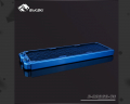 Фото Медный радиатор водяного охлаждения от Bykski B-RD360-TN, синий