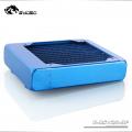 Фото Медный радиатор водяного охлаждения от Bykski B-RS120-DF, синий