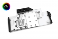Фото Водоблок от EK-Quantum Vector Trio RTX 2080 D-RGB - никель + плексиглас