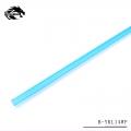 Фото Трубка 10/14 акриловая BykSki 50 см, голубая