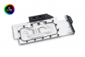 Фото Водоблок для видеокарты EEK-Quantum Vector RTX RE D-RGB -  никель + акрил