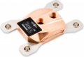 Фото Цельномедный водоблок на процессор cuplex kryos NEXT  AM4 с модулем мониторинга температуры VISION
