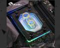 Фото Водоблок от Bykski CPU-RYZEN-X-MC на процессоры AMD с подсветкой RGB (5v 3pin)