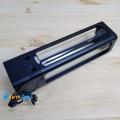 Фото Резервуар стеклянный ICE 240mm с ARGB подсветкой под помпу D5, комплект с топом