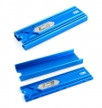 Фото Пассивный радиатор на SSD M.2 , синий.