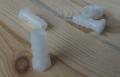 Фото Пластиковая заглушка для трубок внутренним диаметром  8мм