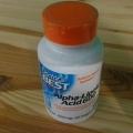 Фото Doctor's Best, альфа-липоевая кислота, 600 мг, 60 растительных капсул