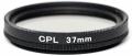 Фото Светофильтр PowerPlant CPL 37 мм