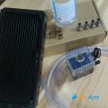 Фото Бюджетный комплект кастомной СВО для  процессоров от simAntSVO