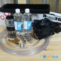 Фото Производительный комплект кастомной СВО для  процессора от simAntSVO