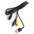Фото Кабель Sony USB + AV, DSC-T1/T3