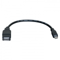 Фото USB OTG кабель (адаптер) micro USB 0.1M SVEN
