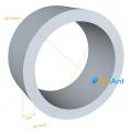 Фото Труба алюминиевая круглая 20х2мм