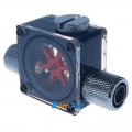 Фото Датчик потока (тройник) для систем водяного охлаждения компьютера