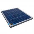 Фото Поликристаллическая солнечная батарея 50W 12В