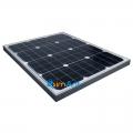 Фото Монокристаллическая солнечная панель 50W 12В