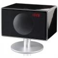 Фото Колонки акустические Geneva Sound System model S (with bluetooth + clock radio) Black