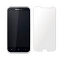 Фото Пленка защитная для Lenovo IdeaPhone A678T Remax (clear)