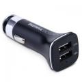 Фото Автомобильное зарядное устройство Remax 3.1A USB Car Charger(Black)
