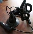 Фото Автокомплект универсальный + автозарядка mini USB