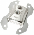 Фото Водоблок cuplex kryos XT .925 silver edition for socket AM3(+)/AM2(+)/FM2(+)/FM1, G1/4