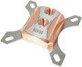 Фото Водоблок для CPU cuplex kryos HF .925 silver edition for Socket 1366/1156/1155/1151/1150/775, G1/4