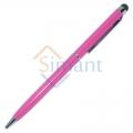 Фото Ручка-стилус для сенсорных ёмкостных экранов (розовый)