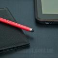 Фото Стилус-ручка для сенсорных экранов (красный)