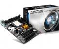 Фото Материнская плата ASRock N68-GS4 FX (sAM3/sAM3+, GeForce 7025, PCI-Ex16)