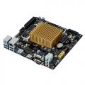 Фото Материнская плата Asus J1900I-C (Intel Celeron J1900, SoC, PCI-E x1)