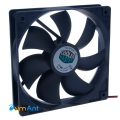 Фото Корпусный вентилятор Cooler Master 120 x 120 mm (NCR-12K1-GP)