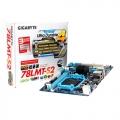 Фото Материнская плата Gigabyte GA-78LMT-S2 (sAM3+, AMD 760G, PCI-Ex16)