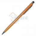 Фото Ручка стилус для телефона (оранжевый)