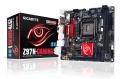 Фото Геймерская материнская плата Gigabyte GA-Z97N-Gaming 5 (s1150, Intel Z97, PCI-Ex16)