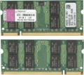 Фото Память Kingston DDR2 800 1GBx2 для Apple (KTA-MB800K2/2G)