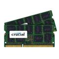 Фото Память для ноутбука Crucial DDR3 1600 8Gbx2 KIT (CT2KIT102464BF160B)