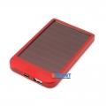 Фото Внешний аккумулятор для телефона (красный)
